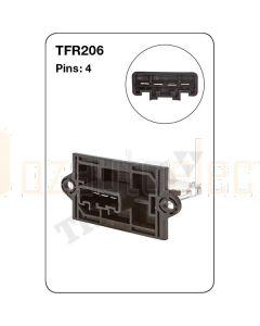 Tridon TFR206 4 Pin Heater Fan Resistor