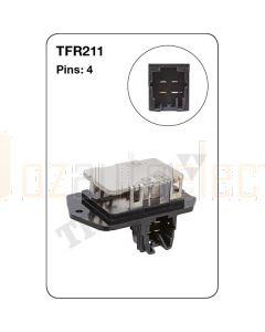 Tridon TFR211 4 Pin Heater Fan Resistor (OEM Product)