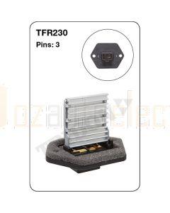 Tridon TFR230 3 Pin Heater Fan Resistor (OEM Product)