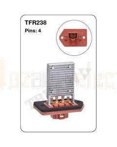 Tridon TFR238 4 Pin Heater Fan Resistor (OEM Product)