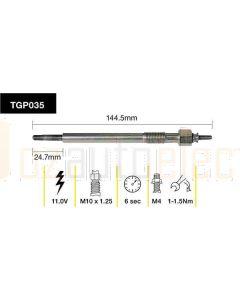Tridon TGP035 Glow Plug (11.0V)