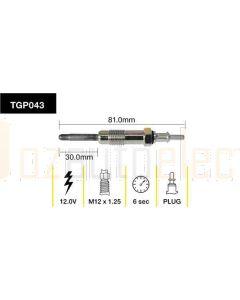 Tridon TGP043 Glow Plug (11.0V)