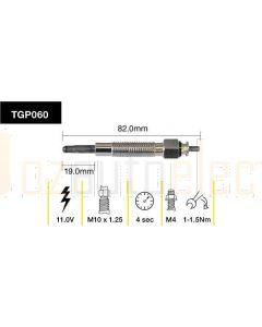 Tridon TGP060 Glow Plug (11.0V)