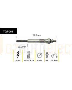Tridon TGP061 Glow Plug (24.0V)