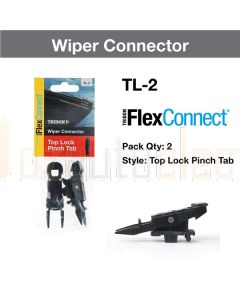 Tridon TL-2 Wiper Connector Flexconnect Top Lock Pair (2)