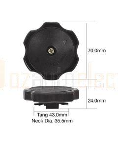 Tridon TOC509 Oil Cap - Plastic Bayonet