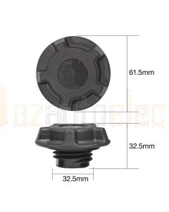 Tridon TOC545 Oil Cap - Plastic Screw