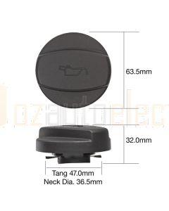 Tridon TOC546 Oil Cap - Plastic Bayonet