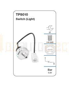 Tridon TPS010 Oil Pressure Switch (Light)