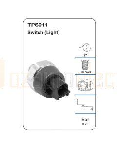 Tridon TPS011 Oil Pressure Switch (Light)