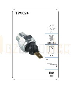 Tridon TPS024 Oil Pressure Switch (Light)