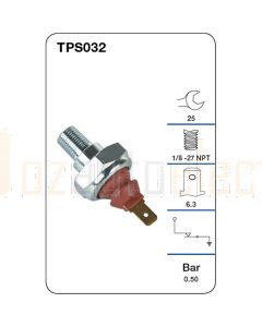 Tridon TPS032 Oil Pressure Switch (Light)
