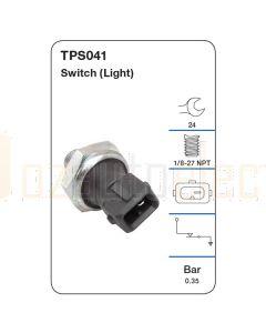 Tridon TPS041 Oil Pressure Switch (Light)