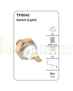 Tridon TPS042 Oil Pressure Switch (Light)