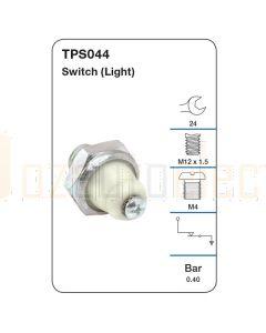 Tridon TPS044 Oil Pressure Switch (Light)