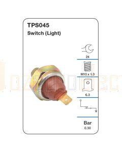 Tridon TPS045 Oil Pressure Switch (Light)