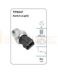 Tridon TPS047 Oil Pressure Switch (Light)