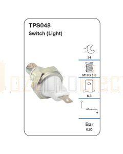 Tridon TPS048 Oil Pressure Switch (Light)