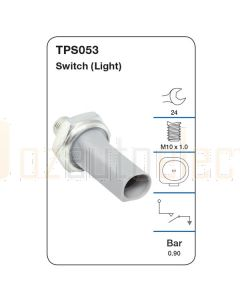 Tridon TPS053 Oil Pressure Switch (Light)