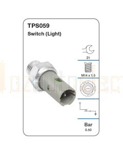 Tridon TPS059 Oil Pressure Switch (Light)