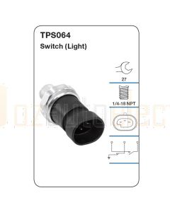 Tridon TPS064 Oil Pressure Switch (Light)