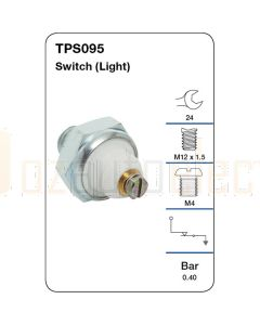 Tridon TPS095 Oil Pressure Switch (Light)