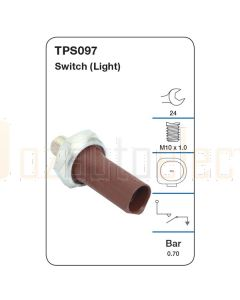 Tridon TPS097 Oil Pressure Switch (Light)