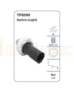 Tridon TPS099 Oil Pressure Switch (Light)