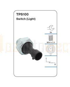 Tridon TPS100 Oil Pressure Switch (Light)
