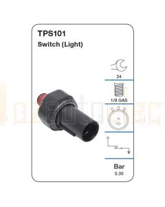 Tridon TPS101 Oil Pressure Switch (Light)