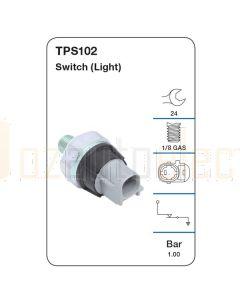 Tridon TPS102 Oil Pressure Switch (Light)