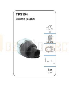 Tridon TPS104 Oil Pressure Switch (Light)