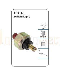 Tridon TPS117 Oil Pressure Switch (Light)