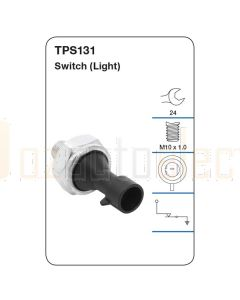 Tridon TPS131 Oil Pressure Switch (Light)