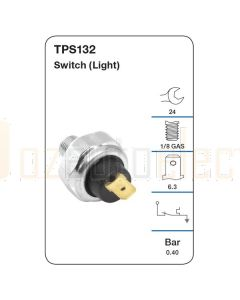 Tridon TPS132 Oil Pressure Switch (Light)