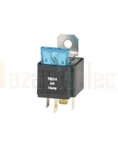Tridon TR013 4 Pin Fused Relay (12v)