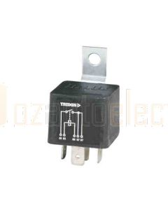 Tridon TR016 4 Pin Mini Relay (12v)