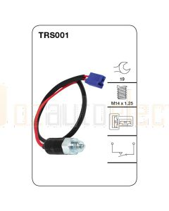 Tridon TRS001 Reverse Light Switch