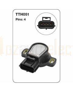 Tridon TTH051 4 Pin Throttle Position Sensor (TPS)