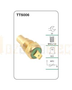 Tridon TTS006 Water Temperature Sender (Gauge)