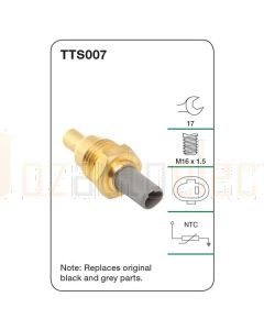 Tridon TTS007 Water Temperature Sender (Gauge)