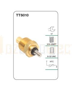 Tridon TTS010 Water Temperature Sender (Gauge)