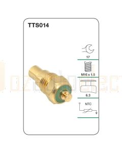 Tridon TTS014 Water Temperature Sender (Gauge)