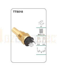 Tridon TTS018 Water Temperature Sender (Gauge)