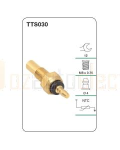 Tridon TTS030 Water Temperature Sender (Gauge)