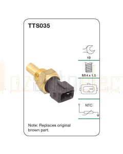 Tridon TTS035 Water Temperature Sender (Gauge)