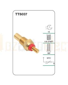 Tridon TTS037 Water Temperature Sender (Gauge)