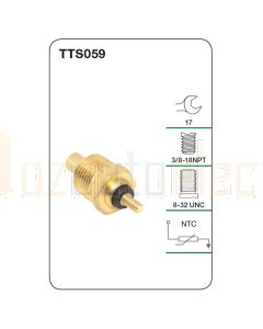 Tridon TTS059 Water Temperature Sender (Gauge)