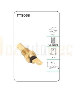 Tridon TTS068 Water Temperature Sender (Gauge)