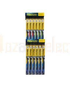 Tridon TWM103 Top Selling Flexblade - Modular Double Tier